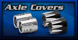 Motorcycle Axle Covers