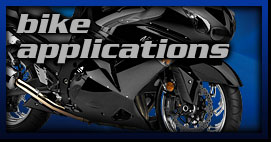 Kawasaki Sportbike Bike Applications