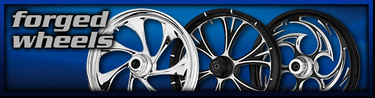 Kawasaki Cruiser Forged Wheels
