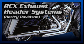 Motorcycle Exhaust Header Systems